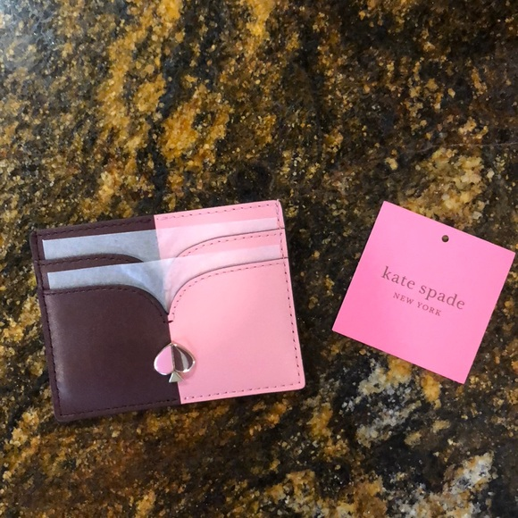 47e2bdc6e27 kate spade Bags | Price Firm Nwt Nicola Card Holder | Poshmark